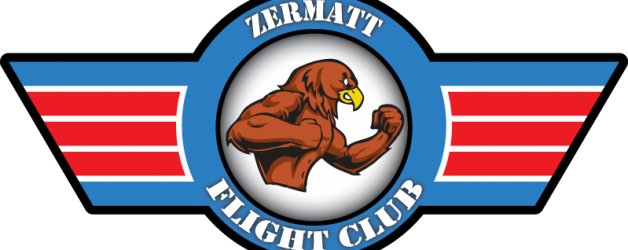 Zermatt Flight Club has a new logo