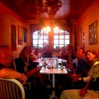 It's Official! The Zermatt Flight Club, up and away…